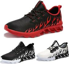 New Men Fashion Running Shoes Sport Jogging Sneakers Walking Gym Tennis Tainners