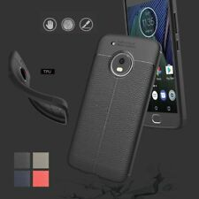 Hybrid Soft Protective Rugged Rubber Slim Case Cover For Motorola MotoG5/G5 Plus