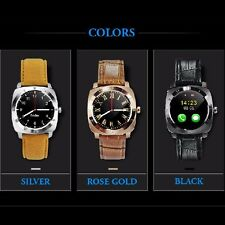 X3 Sports Watch Quad band GSM single micro SIM Bluetooth touch screen cell phone