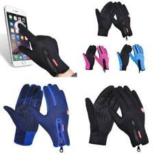 Windproof Touch Screen Glove Sports Gloves Fleece Skiing Riding All Gloves