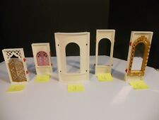 PLAYMOBIL Fairytale Castle Replacement Parts 5873 6848 4250 wall / Window #2