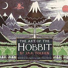 ART OF HOBBIT BY J R R TOLKIEN - Hardcover *Excellent Condition*
