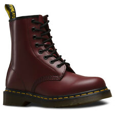 New DR MARTENS 1460 8 UP CHERRY SMOOTH