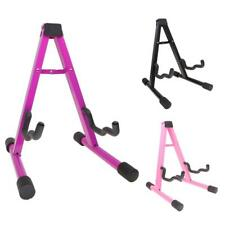 1pcs Folding Electric Acoustic Bass Guitar Stand A Frame Floor Rack Holder
