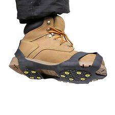 New Anti-slip Winter Snow Ice Shoes Boot Cleats Crampon Traction Slip-ons Walker
