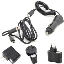 DC CAR Micro USB+WALL CHARGER FOR FOR Sony Lt26Ii Lt26W Xperia Arco S