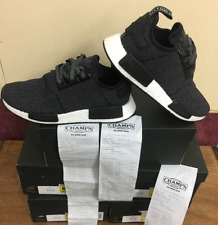 Adidas NMD R1 J Reflective 3M Black Grey/ White BA7842 AUTHENTIC