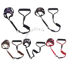 Puppy Pet Dogs Cats Harness Collar Leash Strap Mesh Adjustable Vest Breathable