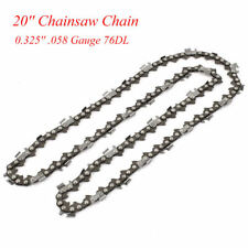 """Chainsaw Saw Chain Blade Replacement for Husqvarna 16""""/18""""/20"""" inch 57 Links"""