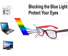 Unisex Reading Glasses 0.00 4.00 Designer Vision Anti Glare Blue Light Computer