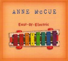 MCCUE ANNE - East Of Electric - CD - Import - **BRAND NEW/STILL SEALED**