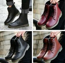 New Men's England Casual Shoes Martin boots personality shoes tooling shoes