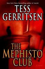 MEPHISTO CLUB A NOVEL By Gerritsen Tess - Hardcover **Mint Condition**