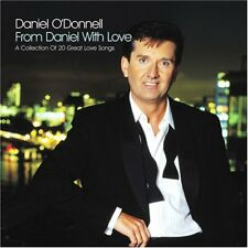 ODONNELL DANIEL - From Daniel With Love - CD - **BRAND NEW/STILL SEALED**
