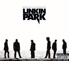 LINKIN PARK - Minutes To Midnight - CD - **Excellent Condition**