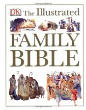 ILLUSTRATED FAMILY BIBLE DK ILLUSTRATED - Hardcover