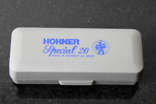 Hohner 560/20 Special 20 Harmonica  NEW  Bb,D,G .... FREE SHIPPING
