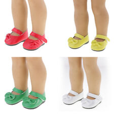 Doll Shoes Clothes for 18'' American Girl Doll Our Generation Life Dress Sneaker