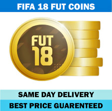 FIFA 18 Coins Ultimate Team FUT PS4 - Same Day Delivery