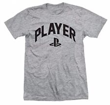 Sony Playstation - Player - T-shirt Ufficiale Uomo