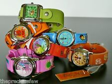Invicta Activa Watch - Swiss Quartz Parts Movt. - Various Designs Ladies & Kids