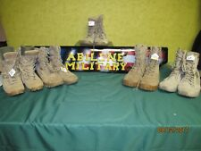 MILITARY TACTICAL COMBAT ARMY BOOTS BELLEVILLE ROCKY GARMONT ALTAMA NIKE 7-12.5