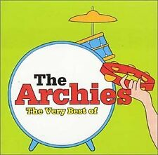 ARCHIES - Very Best Of Archies - CD - Import - **Mint Condition**