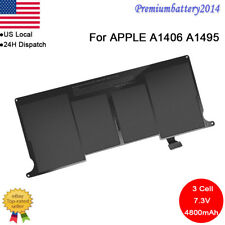 "A1406 Laptop Battery For Apple MacBook Air 11"" MC968LL/A MC969LL/A MC506LL/A US"