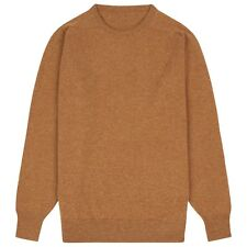 Community Clothing Men's Peat Wool Crew Neck Jumper