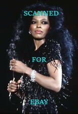 DIANA ROSS OF THE SUPREMES 4 X 6 COLOR PHOTOGRAPH