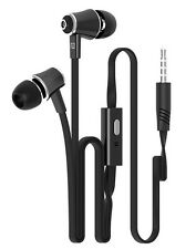 Mic Fashion Candy Color In-Ear Earphones Super Bass Headphones Stereo Headset ON