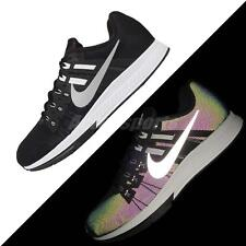 Nike Air Zoom Structure 19 Flash Pack Black White Mens Running Shoes 806578-001