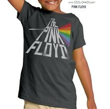 Pink Floyd Kid's Toddler T-Shirt/Sizes 2T-5T Classic Rock Rainbow Pink Floyd Tee