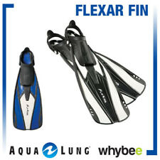 AQUA LUNG SPORT FLEXAR FINS FLIPPERS - SWIMMING DIVING SNORKELLING BY TECHNISUB