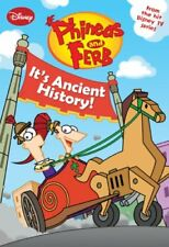 PHINEAS AND FERB 8 ITS ANCIENT HISTORY PHINEAS AND FERB CHAPTER By Disney Mint