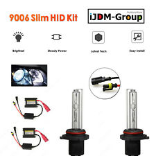 35W 9006 HB4 9012 Xenon Conversion Premium HID Slim Kit for Fog Light @