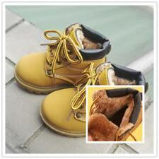 Toddler Girls/Boys Leather Snow Boots Sz 5-8