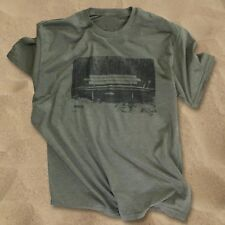 "San Onofre T Shirt ""Classic Bench"""