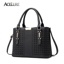 ACELURE Women Luxury Shoulder Bags Women New Design Tote Bag Embroidery Handbags