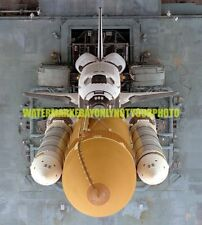 Nasa Space Shuttle Atlantis  STS-79 Color Photo Military  Launch Pad 39A  USAF