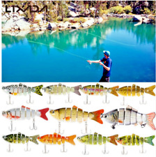 Fishing Lures Bass Tackle Lot Minnow Baits Hooks Spinner Spoon Vintage Crankbait