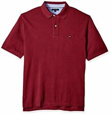 Tommy Hilfiger Men's Big and Tall Ivy Short Sleeve Polo Shirt - Choose SZ/Color