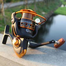 Spinning Reel Fishing 12BB + 1 Roulements À Billes 500-9000 Série Spinning Reel