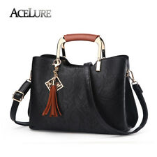 New Vintage Women Luxury Handbags Tassel Sequined Women Shoulder Messenger Bag