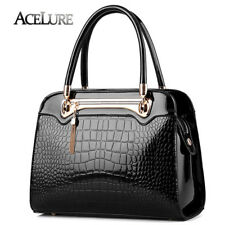 Women Messenger Bags Crocodile Pattern Handbags Ladies Shoulder Crossbody Bags