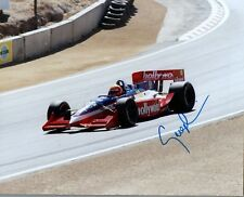 Authentic Autographed Mauricio Gugelmin 8x10 IndyCar Signed Photo