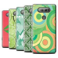 STUFF4 Back Case/Cover/Skin for LG V20 F800/H990/VS995/Green Fashion