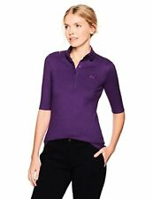 Lacoste Women's Half Sleeve Slim Fit Stretch Pique Polo, Pf7844