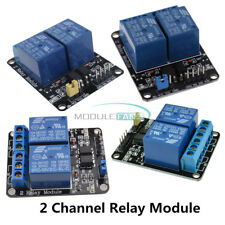 5V/12V/24V 2 Channel PIC AVR DSP ARM For Arduino Relay Module with Optocoupler