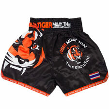 Tiger Muay Thai Shorts Boxing MMA Training Fitness Clothing Kicking Fight